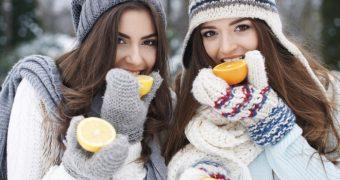 De ce sa mancam citrice iarna