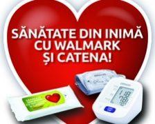 Sanatate din inima cu Walmark si Catena