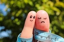 Efectele dietei hipocalorice combinata cu exercitiile fizice