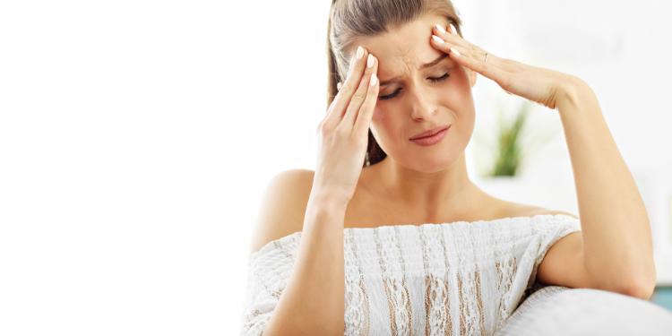 migrena oculara