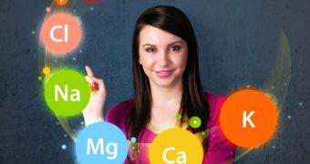 Minerale esentiale pentru sanatate