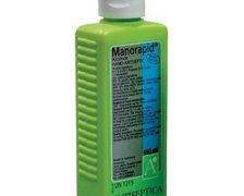 Manorapid, solutie alcoolica pentru dezinfectarea mainilor 2