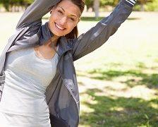 Riscul de boli cardiovasculare scade cu 25% la femeile care fac miscare