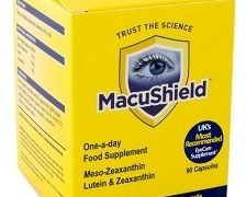 Performanta vizuala maxima cu MacuShield