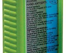 Manorapid, solutie alcoolica pentru dezinfectarea mainilor
