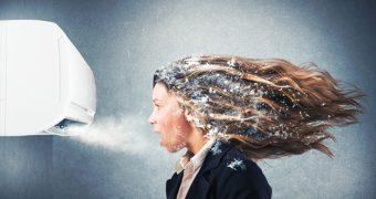 Cum evitam problemele cauzate de aerul conditionat
