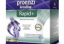 Proenzi ArtroStop Rapid+ asigură îngrijirea complexă a articulațiilor