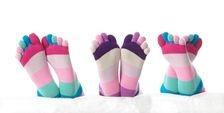 Sosetele inteligente care monitorizeaza sanatatea picioarelor