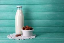 Laptele de migdale: top 5 beneficii