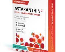 Astaxanthin: pentru imunitate puternica