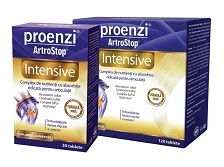 Proenzi® ArtroStop® Intensive – sanatatea si flexibilitatea articulatiilor