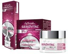 GH3 Evolution Ser si Crema antirid: ingrijire speciala pentru toate tipurile de ten