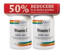 Vitamin C 1000 mg: imunitate puternica