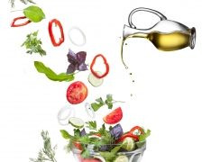 Salatele de primavara: recomandari sanatoase