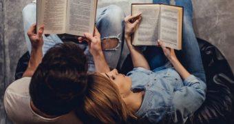 Biblioterapia vindeca sufletul cu ajutorul cartilor