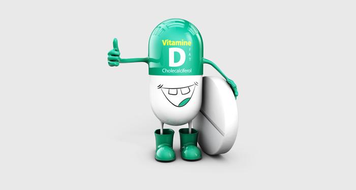 Ce functii indeplineste vitamina D in organism?