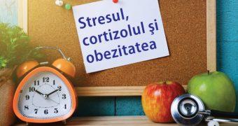Stresul, cortizolul si obezitatea