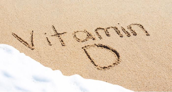 Vitamina D se sintetizeaza cel mai bine prin expunerea la soare