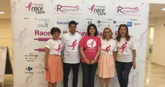 Catena sustine Race For The Cure – Happy Run