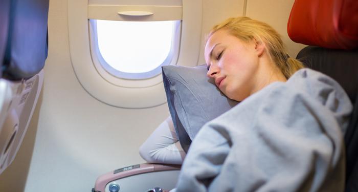 Probleme de sanatate la bordul avionului