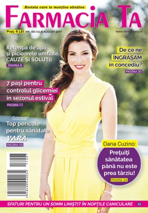 Farmacia Ta – iulie-august 2017