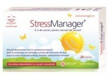 StressManager: relaxare si buna dispozitie!