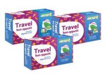 Kiturile Travel bon appetit garanteaza un concediu linistit