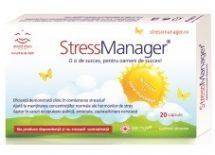 StressManager: relaxare si buna dispozitie!