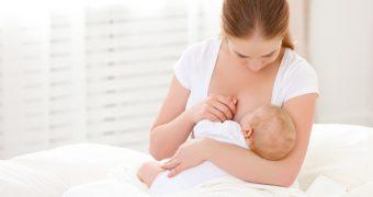 O noua clasa de agenti antimicrobieni in laptele matern