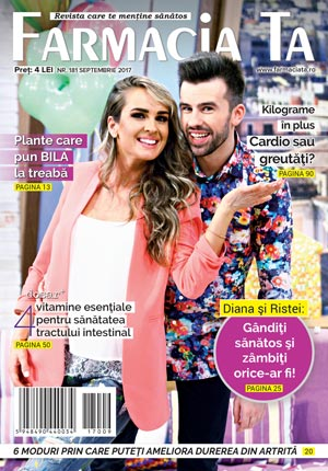 Farmacia Ta – septembrie 2017