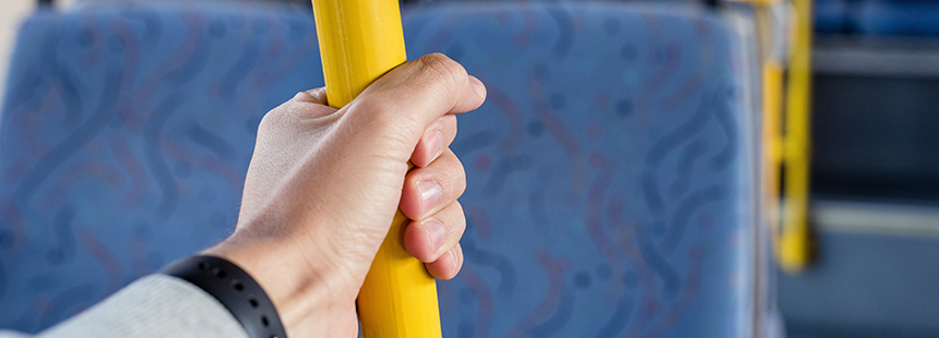 Boli de care sa ne ferim in mijloacele de transport public