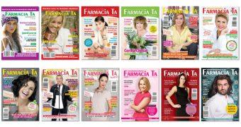 Farmacia Ta, premiu special pentru cea mai longeviva publicatie de sanatate