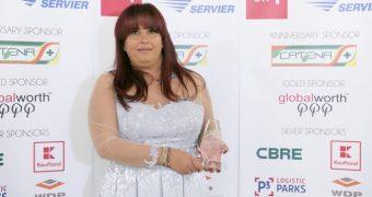 CATENA, laureata cu HOSPICE Champion Award 2017
