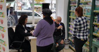 Iesenii si-au putut face masuratori de spirometrie gratuite la Catena