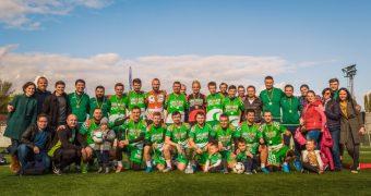 CATENA RACING TEAM a castigat Campionatul National de Fotbal Corporatist 2017, Liga FIFCO!