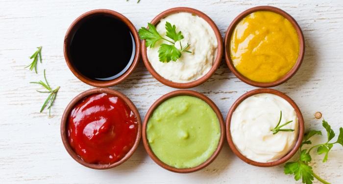 secundara_sare_inainte de Marinadele, sosurile si mustarul