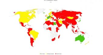 9 tari in lupta cu eradicarea hepatitelor, dar nu si Romania