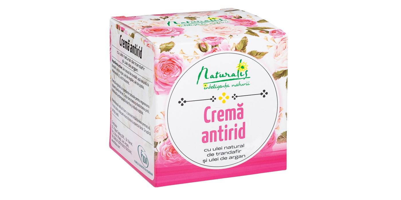 crema antirid naturalis