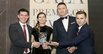 Catena Racing Team, premiata la Gala revistei Piata Financiara