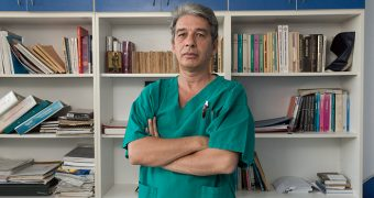 "Dr. Florin Chirculescu: ""Doar un sfert dintre pacientii cu cancer pulmonar pot fi operati. Restul ajunge prea tarziu"""
