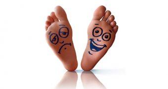 Pericolele piciorului diabetic
