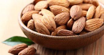 Migdalele, de ajutor in reglarea colesterolului