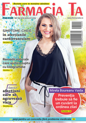 Farmacia Ta – iulie-august 2018