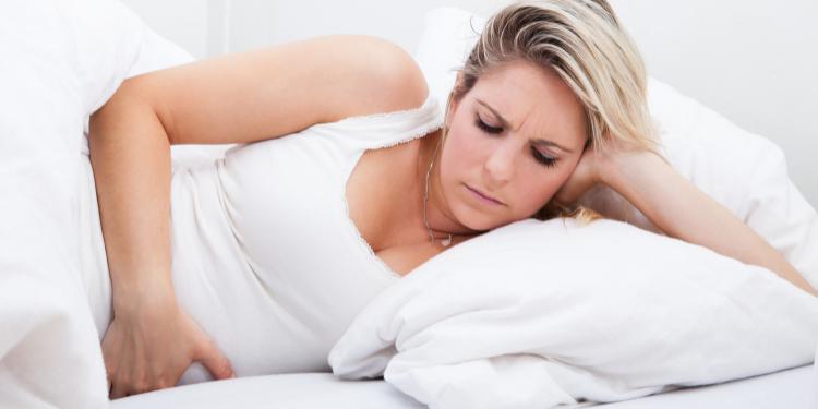 durerea abdominala inferioara stanga