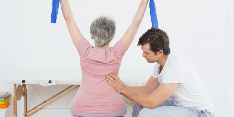 exercitii de fizioterapie