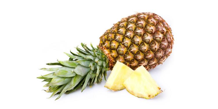 sucul de ananas sustine fertilitatea