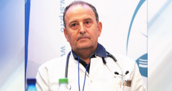 """Prof. dr. Florin Mihaltan: """"Cazurile de cancer pulmonar se depisteaza tarziu pentru 70-80% dintre pacienti"""