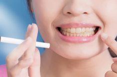 Zambet fara pata: cum scapati de coloratiile dentare