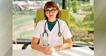 """Dr. Mihaela Posea: """"Echilibrul din farfurie se reflecta in starea de bine pe care o avem"""""""