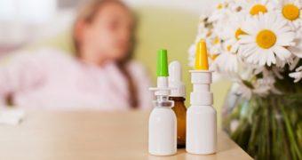 Alergia de primavara si virozele respiratorii: simptome comune